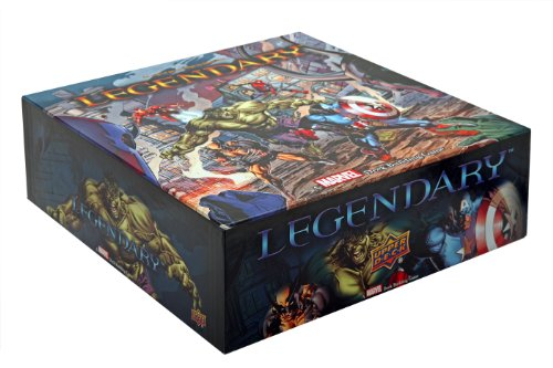 Marvel Legendary Deckbuilding Game