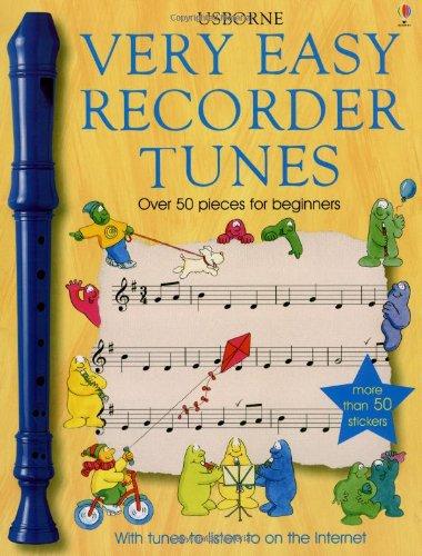 very-easy-recorder-tunes-activities