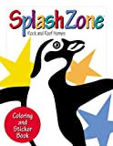 Splash Zone: Rock and Reef Homes Coloring and Sticker Book