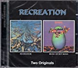 Recreation / Music Or Not Music By Recreation (0001-01-01)