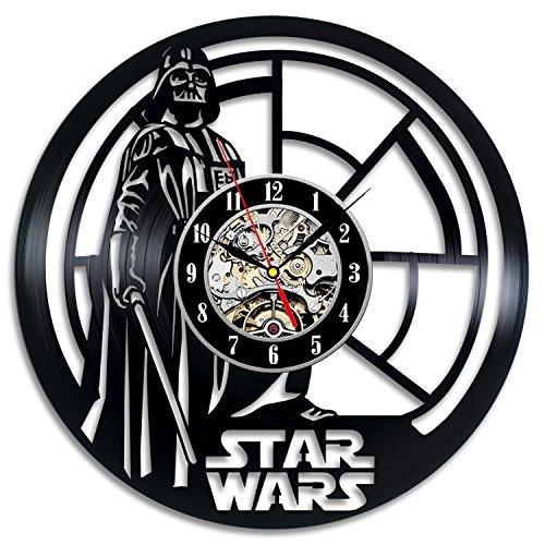 Star wars clocks - Darth vader wall clock ...
