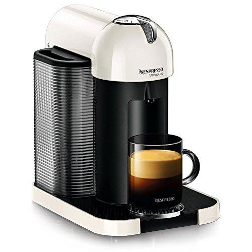 Nespresso GCA1-US-WH-NE VertuoLine White, White