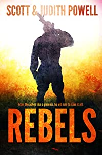 (FREE on 10/8) Rebels by Scott Powell - http://eBooksHabit.com