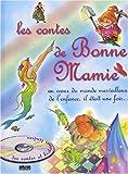 echange, troc Armanda Capeder, Evelyne Grandjean - Les contes de Bonne Mamie (1CD audio)