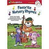Baby Genius Favorite Nursery Rhymes w/bonus Music CDby Artist Not Provided