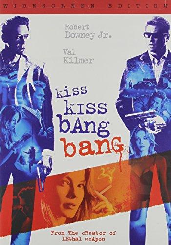 Cover art for  Kiss Kiss, Bang Bang (Widescreen Edition)
