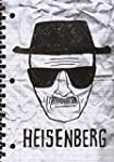 Breaking Bad - Heisenberg A5 Notebook