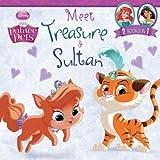 Palace Pets: Meet Treasure and Sultan