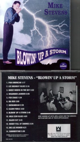 Click here to buy Blowin Up a Storm by Mike Stevens.