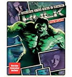 The Incredible Hulk (SteelBook Edition) [Blu-ray + DVD + Digital Copy + UltraViolet] (Bilingual)