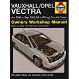 Vauxhall/Opel Vectra Petrol and Diesel Service and Repair Manual: 2002-2005by John S. Mead