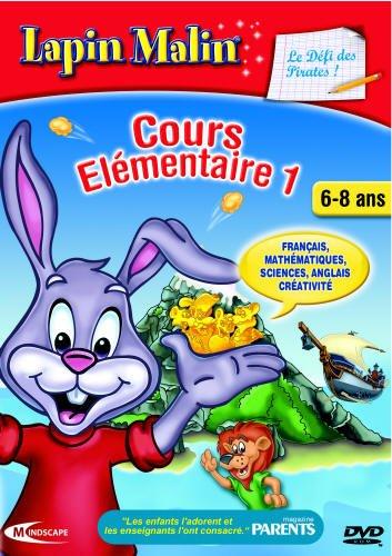 Lapin Malin: 2ème Primaire - Le défi des pirates (vf - French software)