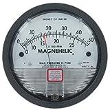 Dwyer® Magnehelic® Differential Pressure Gage, 2000-0AV 0-0.5