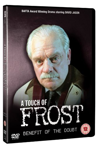 A Touch of Frost - Benefit of the Doubt [DVD]