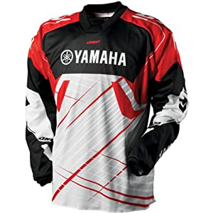 7fd0b587538 Your Extra Price Yamaha Motorcycle Officially Licensed 1nd Men s Carbon Off  RoadDirt Bike Motorcycle Jersey Red X Large Automotive