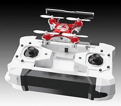FQ777 Pocket drone ラジコンヘリコプター 室内用 ヘッドレ...