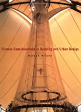 Climate Considerations in Building and Urban Design