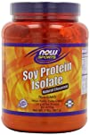 Now Foods Soy Protein Isolate Natural Chocolate 2-Pound