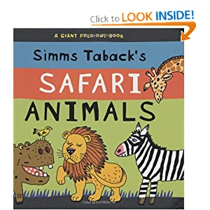 Simms Taback's Farm Animals (Giant Fold-Out Books) Simms Taback