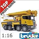 bruder ブルーダー 03570 SCANIA スカニア LHクレーン 1/16