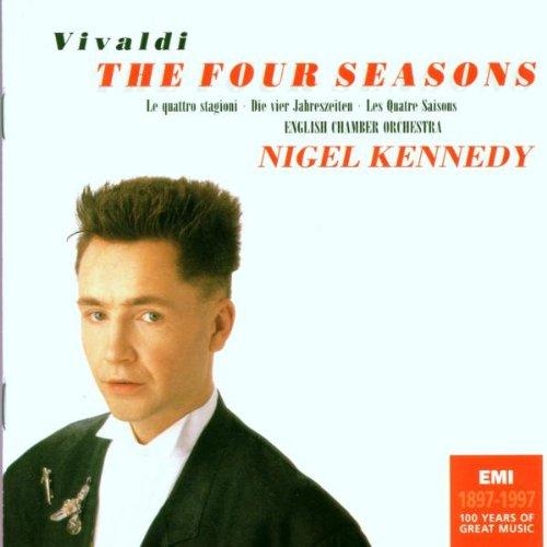 Nigel Kennedy - Antonio Vivaldi - (Le Quattro Stagioni) - Zortam Music