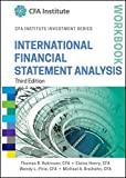 img - for International Financial Statement Analysis Workbook (CFA Institute Investment Series) book / textbook / text book
