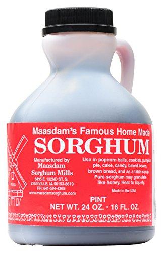 Maasdam's Famous Home Made Sorghum Syrup
