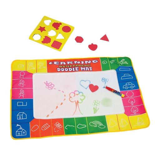 Wayear International Water Painting Doodle Mat
