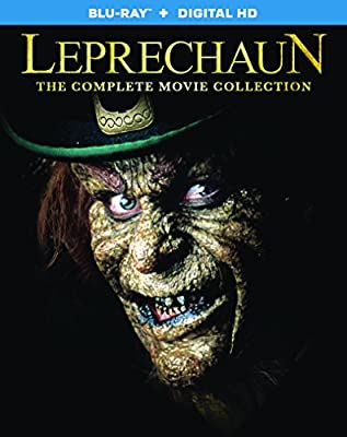 Leprechaun The Complete Movie Collection on Blu-Ray