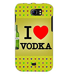 PrintDhaba Quote D-5976 Back Case Cover for MICROMAX A110Q CANVAS 2 PLUS (Multi-Coloured)