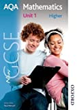 img - for New AQA GCSE Mathematics Unit 1 Higher by Paul Winters (2010-02-20) book / textbook / text book