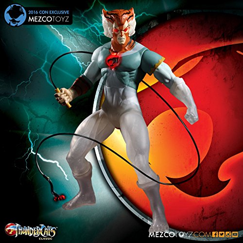 SDCC 2016 Exclusive ThunderCats Tygra 14-Inch Mega-Scale Action Figure (Phasing Version)