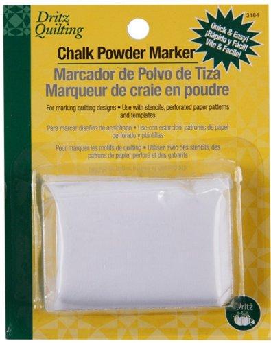 Dritz Quilting Chalk Powder Marker