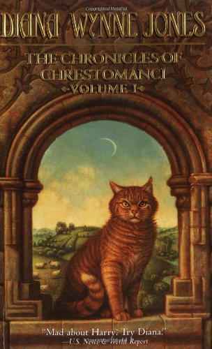 Cover of The Chronicles of Chrestomanci, Volume 1: Charmed Life / The Lives of Christopher Chant