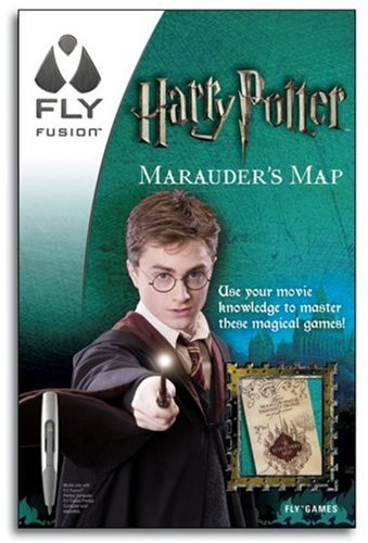 FLY Fusion™ Harry Potter Marauder's Map - Buy FLY Fusion™ Harry Potter Marauder's Map - Purchase FLY Fusion™ Harry Potter Marauder's Map (LeapFrog, Toys & Games,Categories,Electronics for Kids,Learning & Education,Cartridges & Books)
