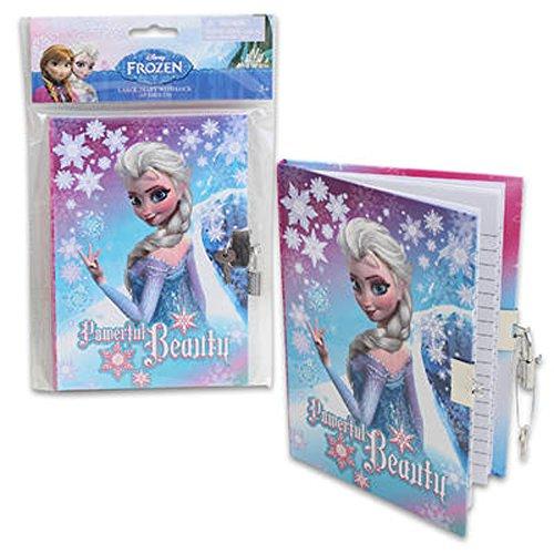 Frozen Diary W/lock