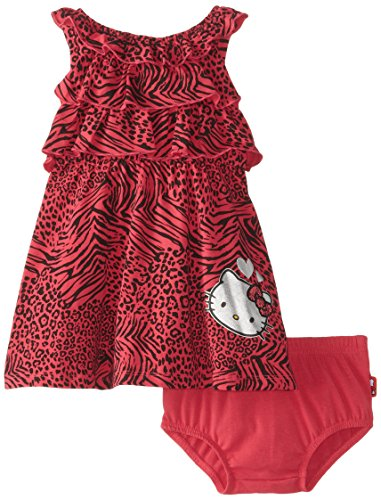 Hello Kitty Baby-Girls Infant Fashionable Knit Dress