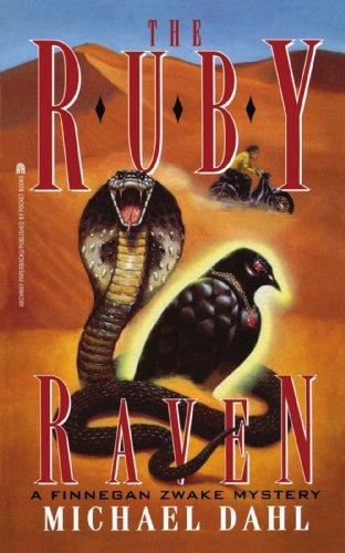 The Ruby Raven (Finnegan Zwake) [Dahl, Michael] (Tapa Blanda)