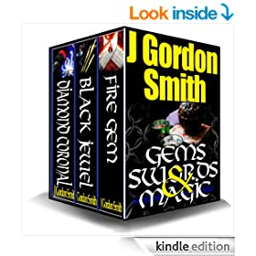 GEMS SWORDS & MAGIC (Gemstone Series Boxed Set - Books 1,2,3)