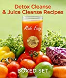 Detox Cleanse & Juice Cleanse Recipes Made Easy: Smoothies and Juicing Recipes New for 2015