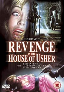 Revenge In The House Of Usher [1982] [DVD]