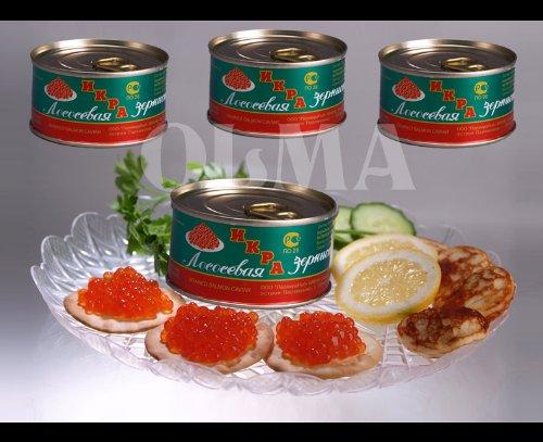 COMBO-OF-FOUR-OLMA-Red-Salmon-Caviar-46-oz-131g