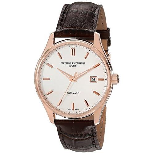 [フレデリックコンスタント]Frederique Constant 腕時計 Index Analog Display Swiss Automatic Brown Watch FC303V5B4 メンズ [並行輸入品]
