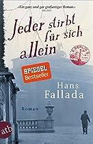 Jeder Stirbt Fur Sich Allein (German Edition)
