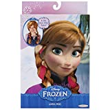 Jakks Pacific Disney Frozen Anna Wig, Blonde Wig, Childrens Costume, Beautiful Wig From Disney's: Frozen These Beautiful Red Braids Feature Shimmering Strands Comes with Beautiful Pink Ribbons