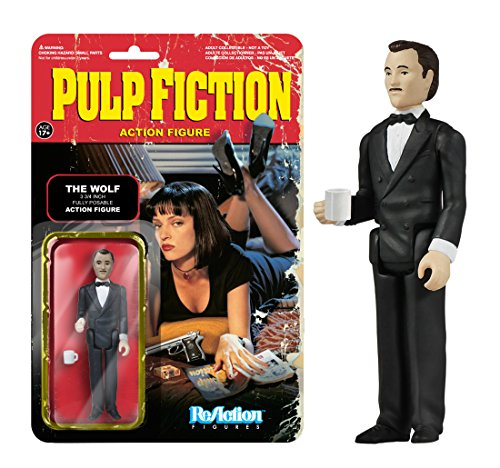 Funko Pulp Fiction Series 2 - The Wolf ReAction Figure - 1