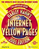 img - for Harley Hahn Internet Yellow Pages, 2003 Edition book / textbook / text book