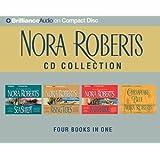 Nora Roberts Chesapeake Bay CD Collection: Sea Swept, Rising Tides, Inner Harbor, Chesapeake Blue (Chesapeake Bay Series)