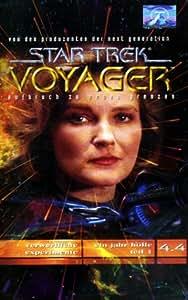 Star Trek - Voyager 4.04: Verwerfliche Experimente/Ein Jahr Hölle, Teil 1 [Alemania] [VHS]