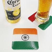 インド旗クリヤーコースター
